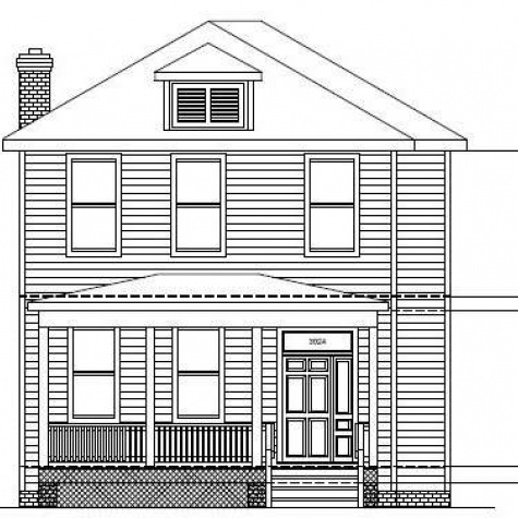 3024 Hanes Avenue, Richmond, 23222, 3 Bedrooms Bedrooms, ,2 BathroomsBathrooms,Single Family Home,For sale,Hanes ,1028